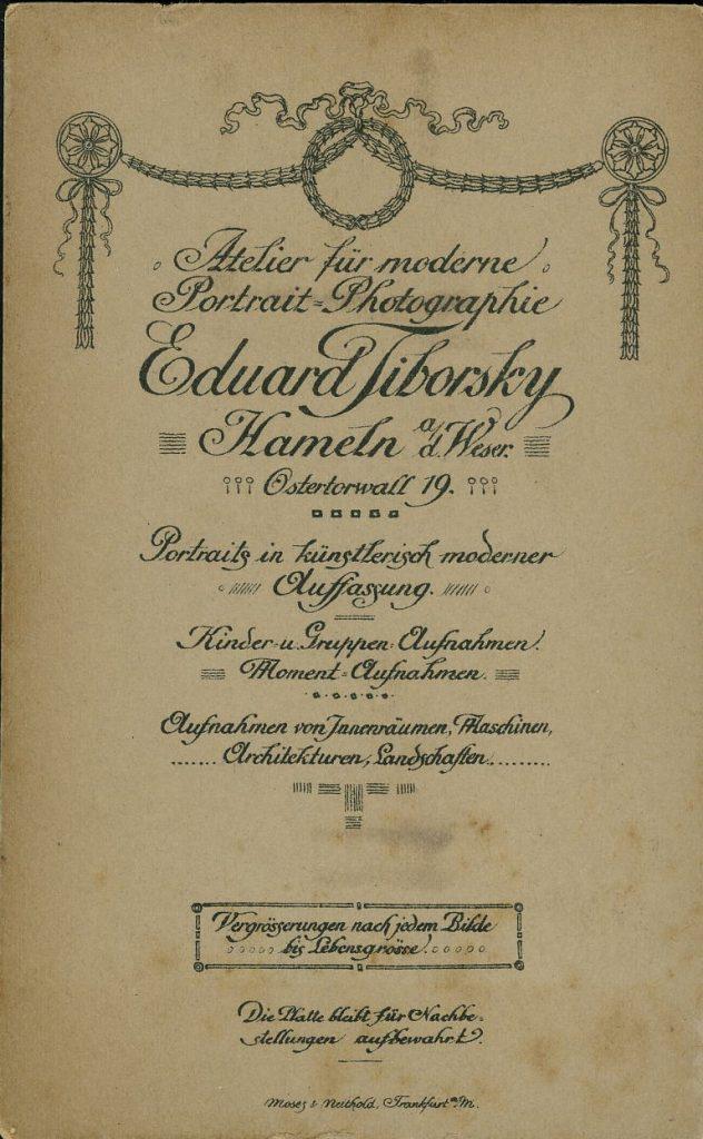 Eduard Tiborsky - Hameln