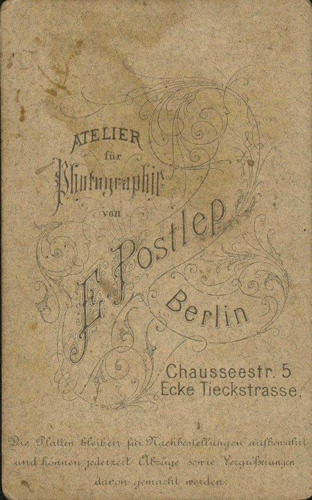 E. Postlep - Berlin