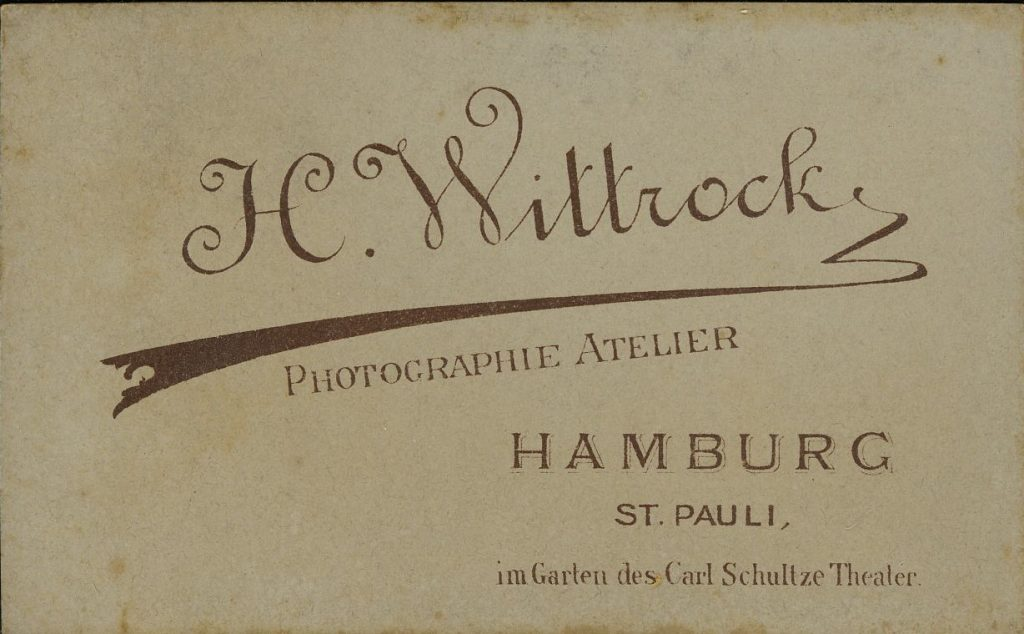 H. Wittrock - Hamburg-St Pauli
