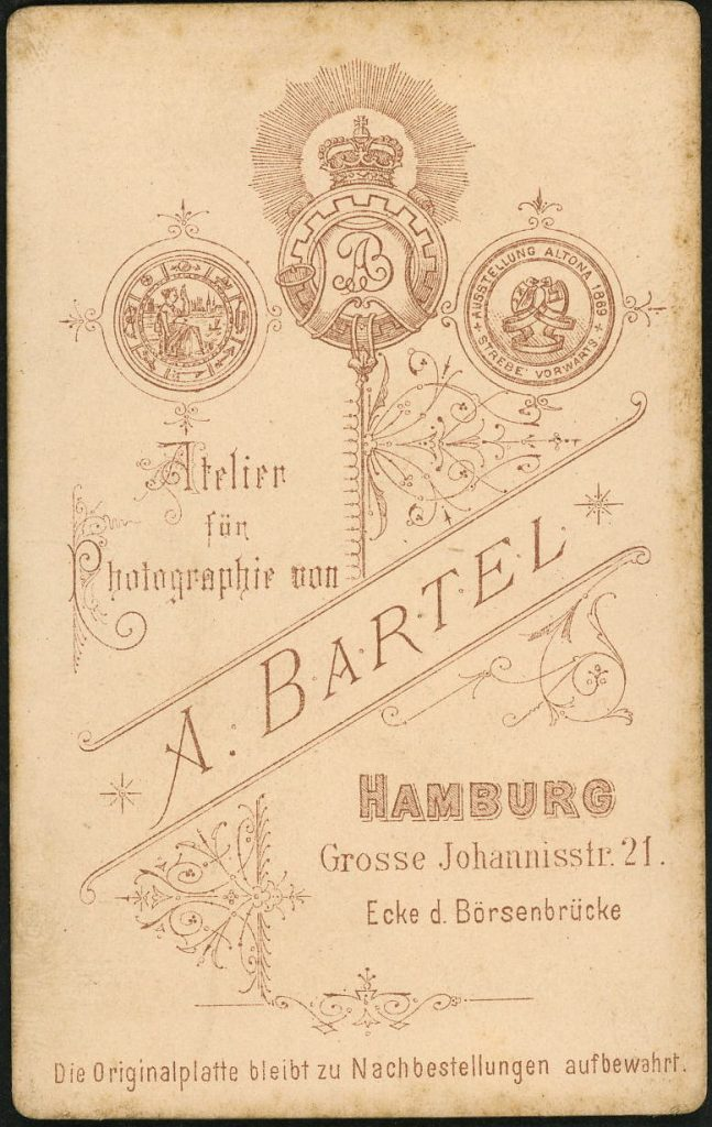 A. Bartel - Hamburg