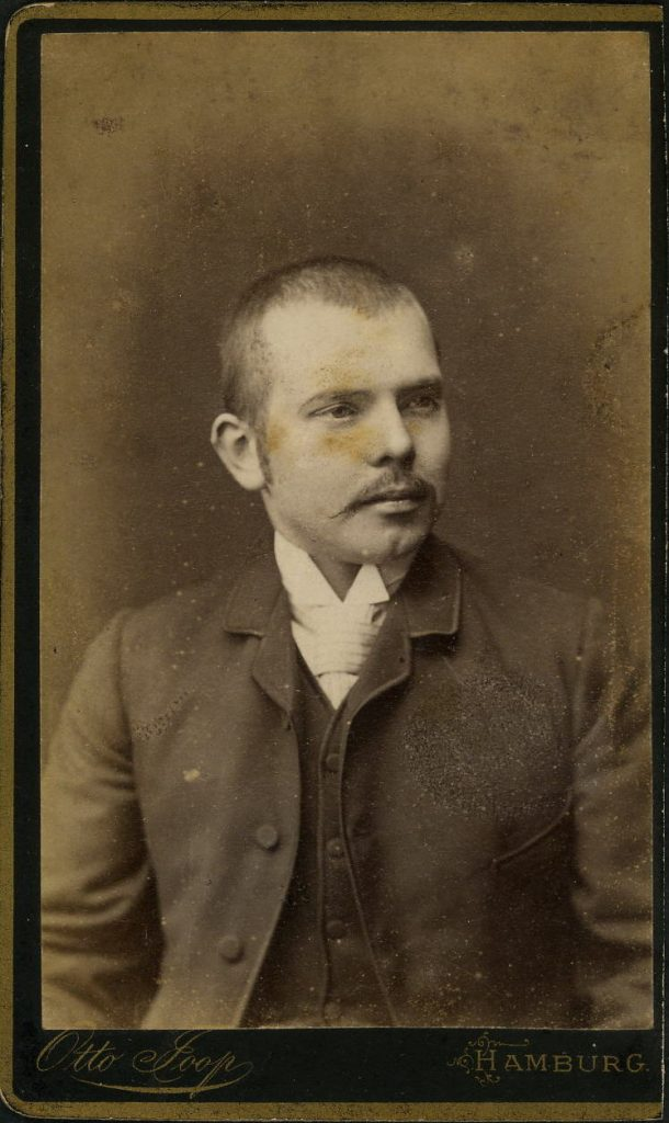 Otto Joop - Hamburg