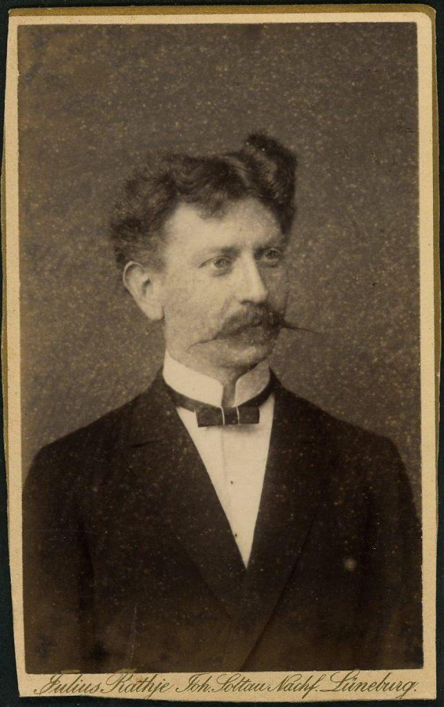 Julius Rathje - Lüneburg - Joh. Soltau