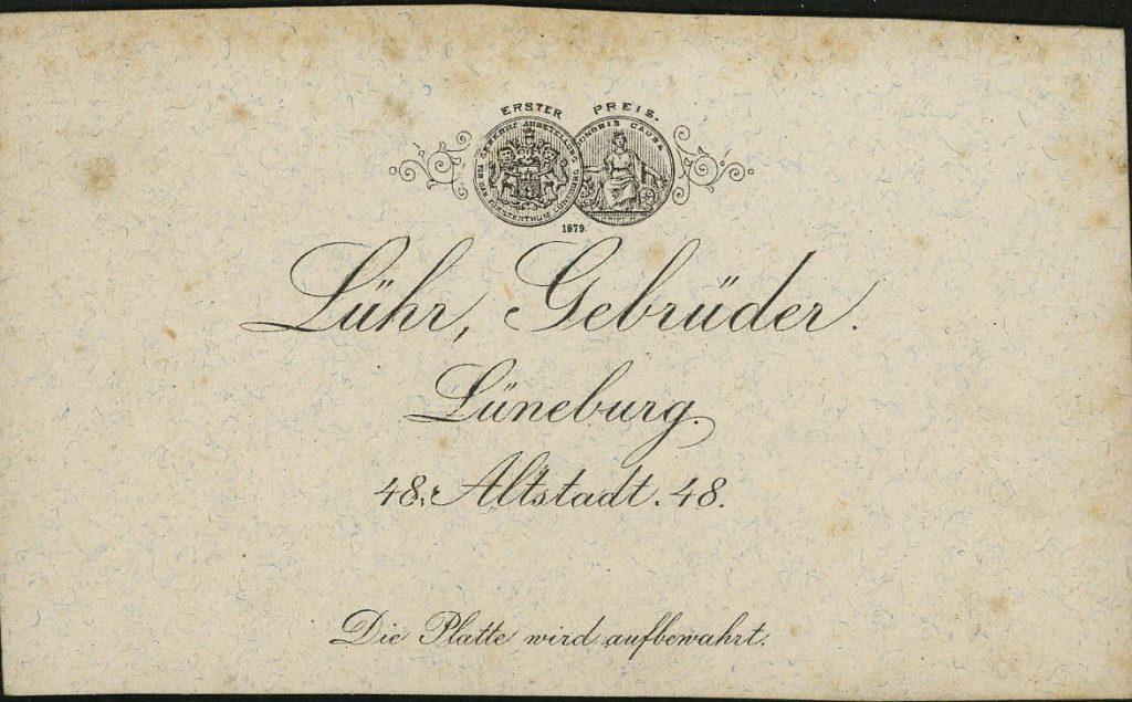 Lühr - Lüneburg