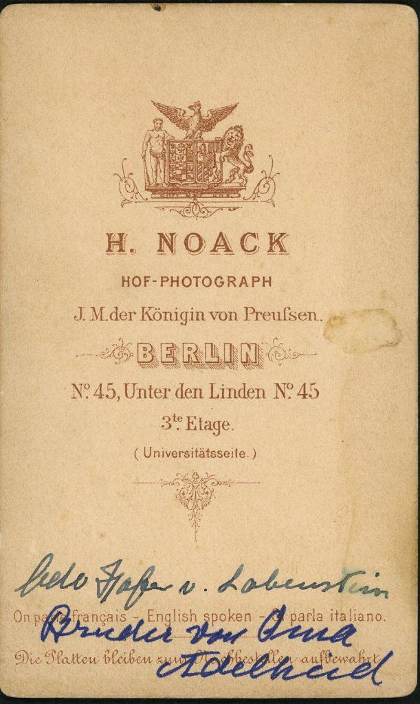 H. Noack - Berlin