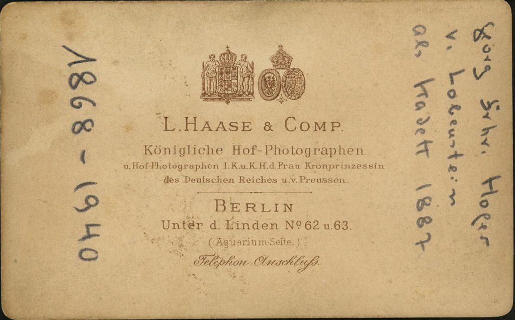 L. Haase - Berlin