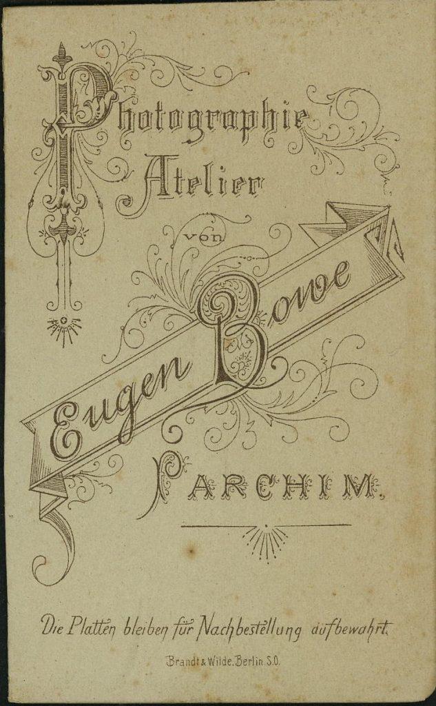Eugen Bowe - Parchim