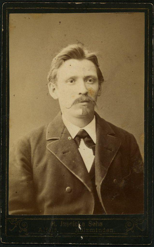 H. Jaenicke - Alfeld - Holzminden