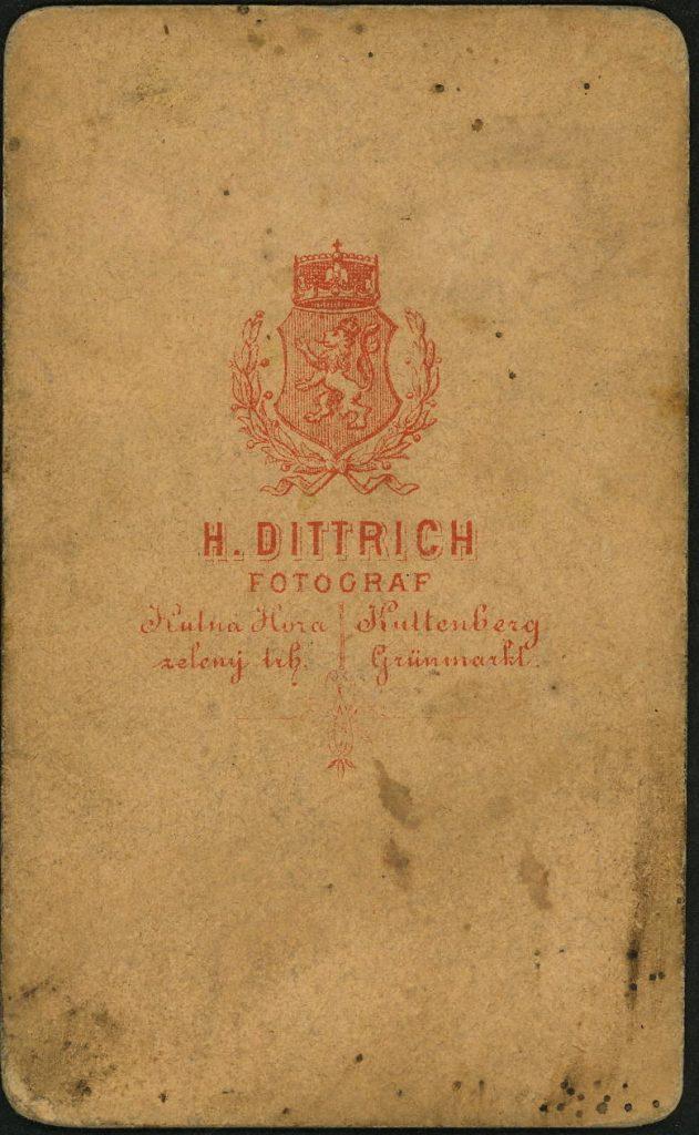 H. Dittrich - Kuttenberg - Kutná Hora