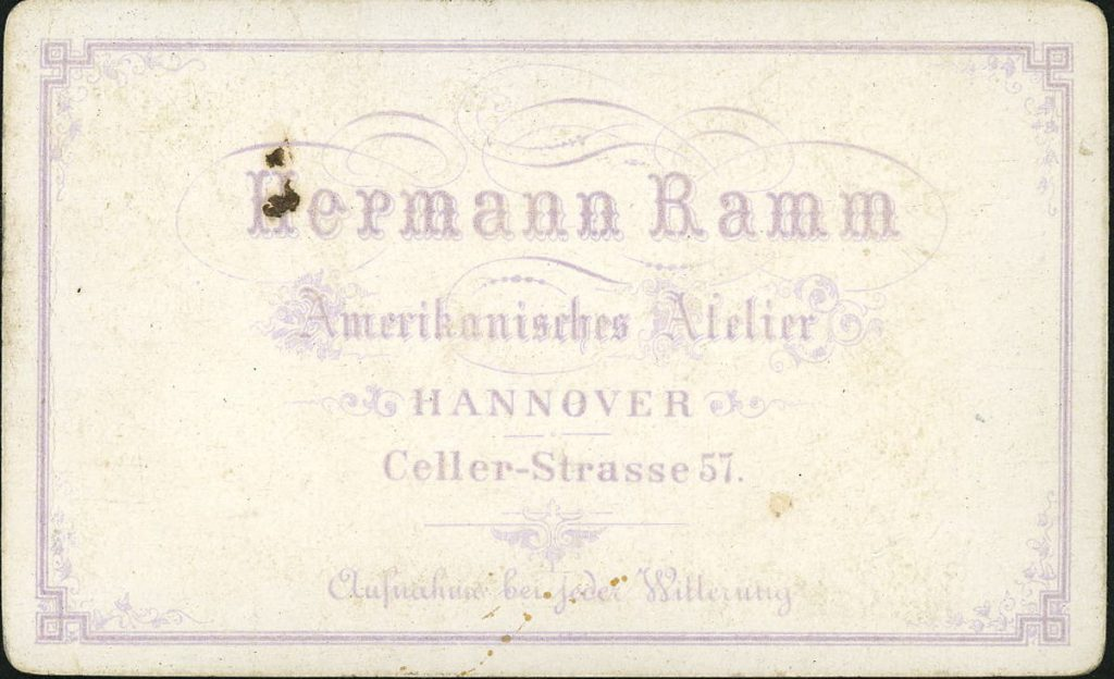 Hermann Ramm - Hannover