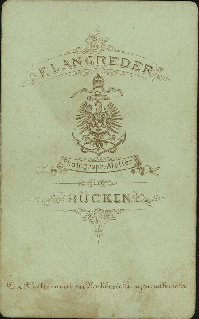 F. Langreder - Bücken