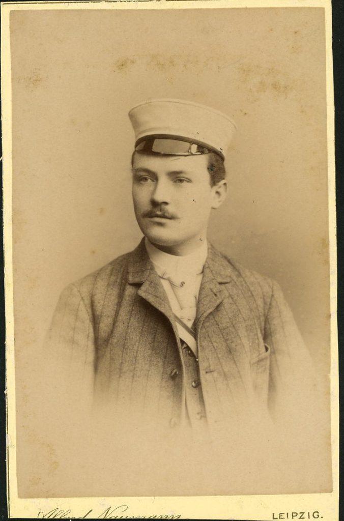 Alfred Naumann - Leipzig
