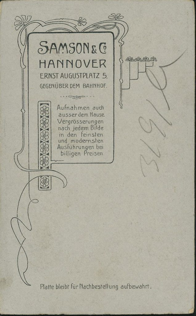 Samson - Hannover