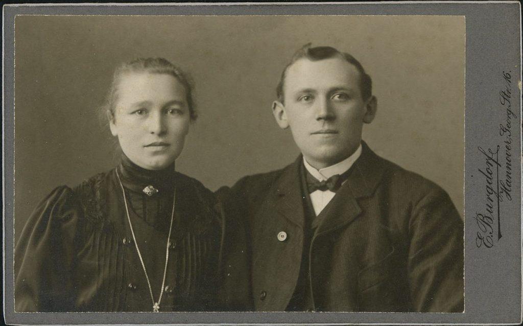 E. Burgdorf - Hannover