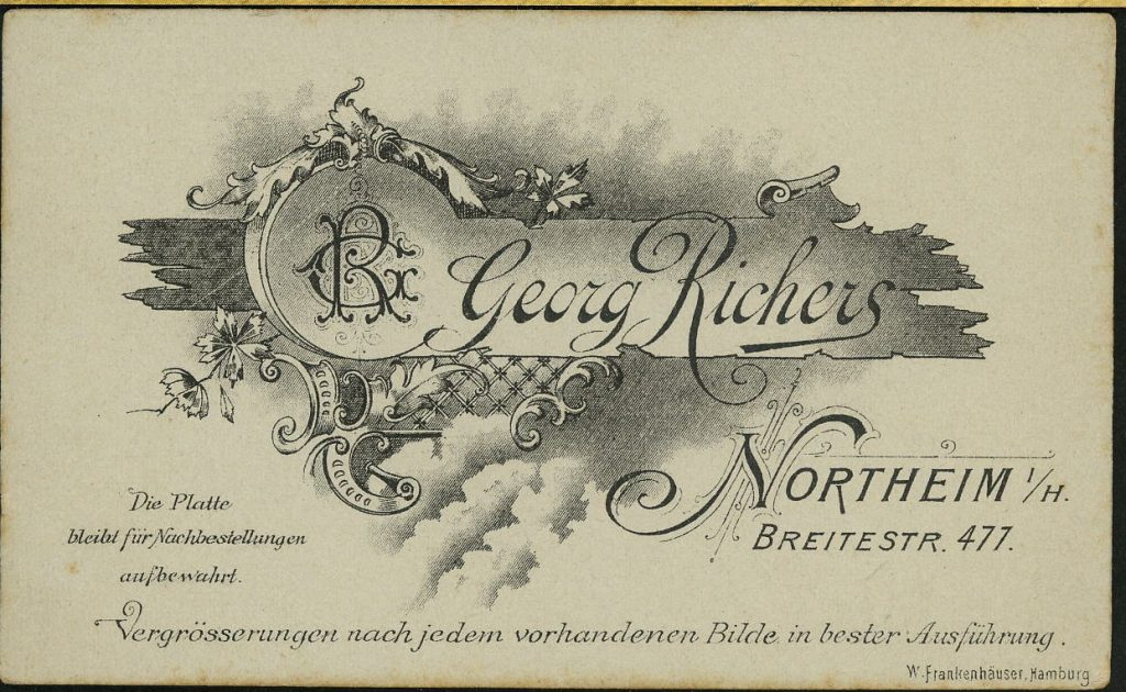 Georg Richers - Northeim