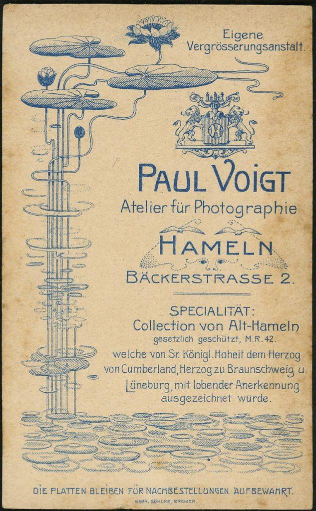 Paul Voigt - Hameln