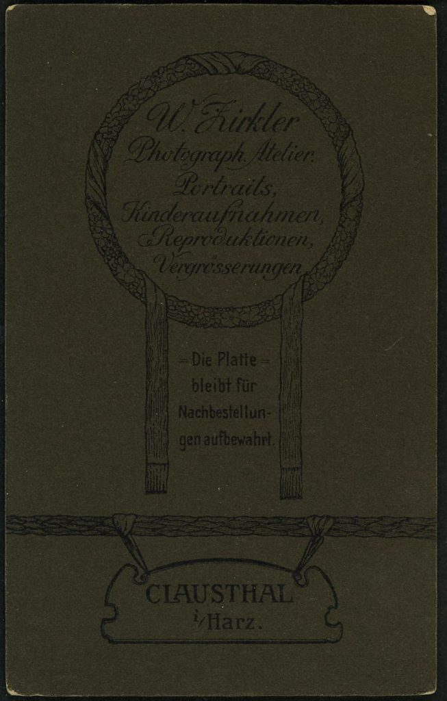 W. Zirkler - Clausthal i.H.
