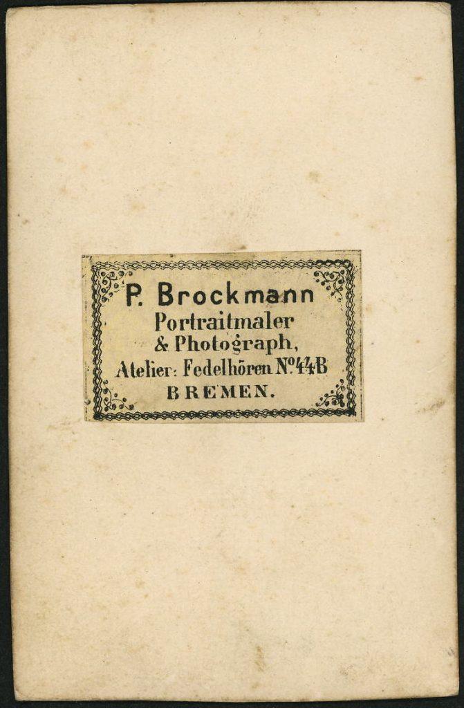 P. Brockmann - Bremen