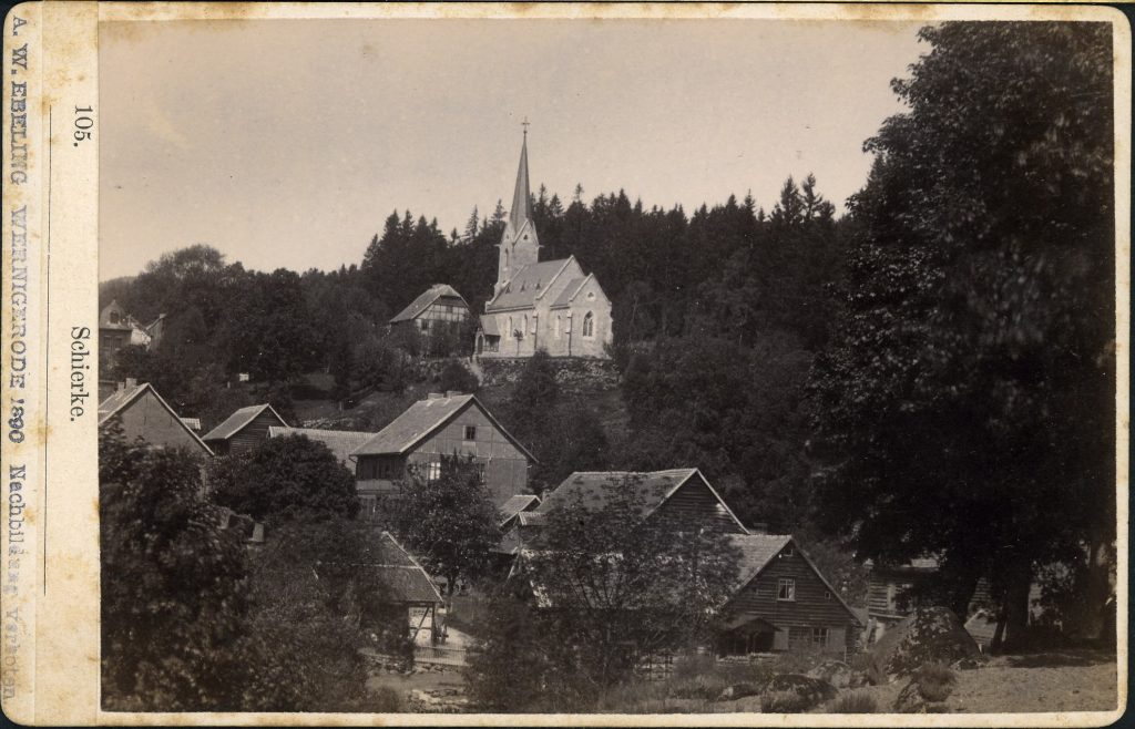 Alb. Wilh. Ebeling - Wernigerode