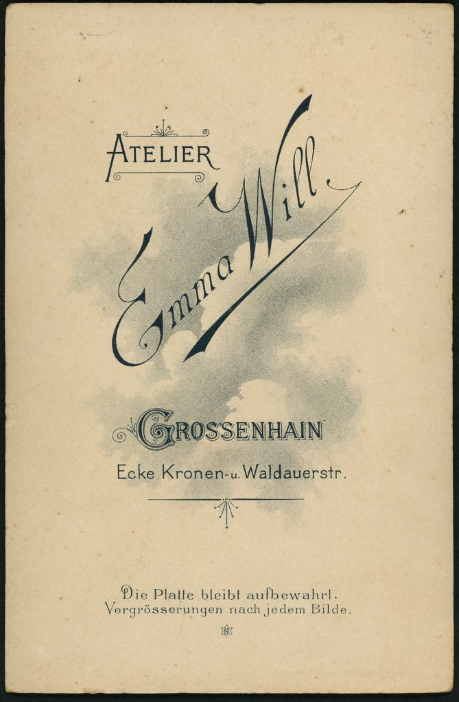 Emma Will - Grossenhain