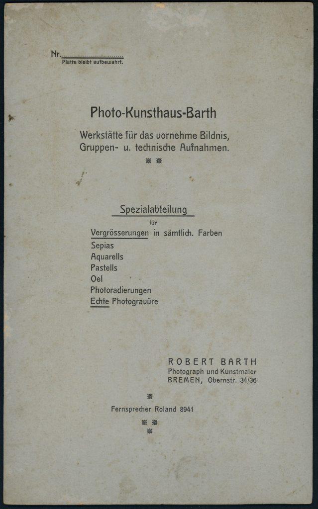Robert Barth - Bremen