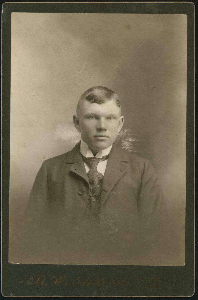 G. E. Anderson - Pender