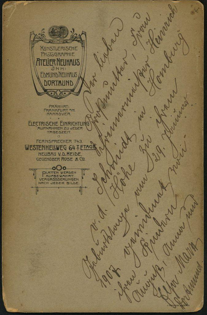 Edmund Neuhaus - Dortmund