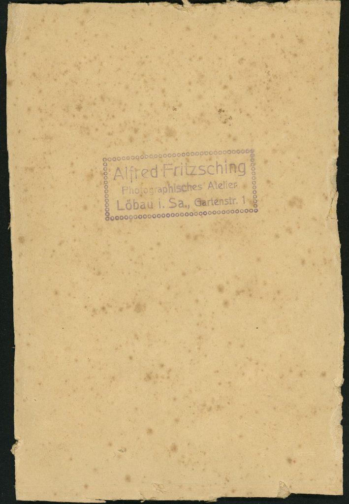 Alfred Fritzsching - Löbau i.Sa.
