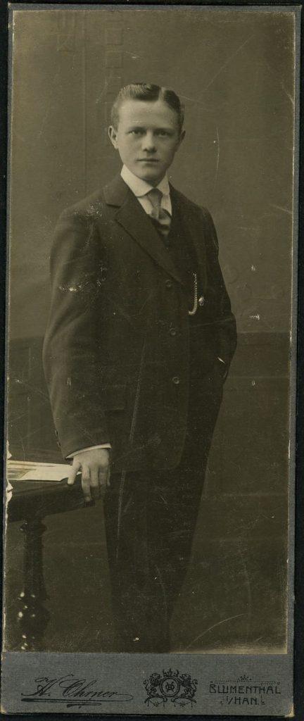 H. Ohrner - Blumenthal i.Han