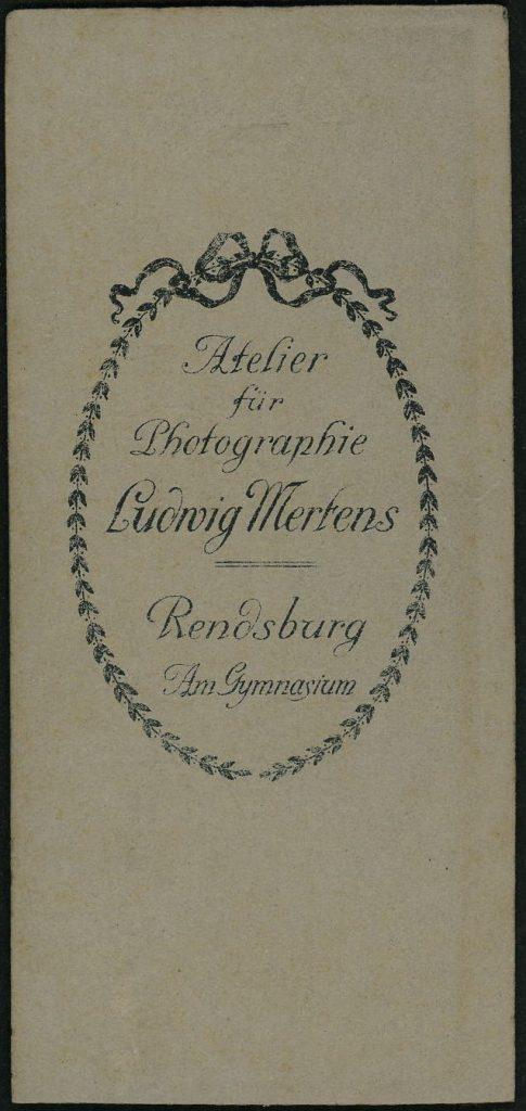 Ludwig Mertens - Rendsburg