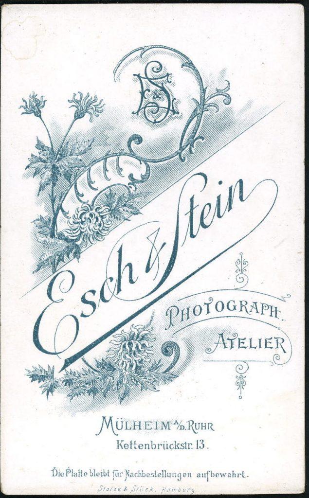 Esch - Stein - Mülheim a.R.