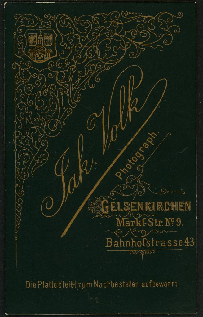 Jak. Volk - Gelsenkirchen
