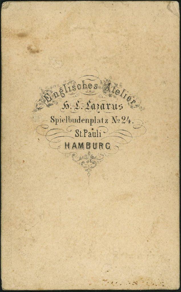 H. L. Lazarus - Hamburg