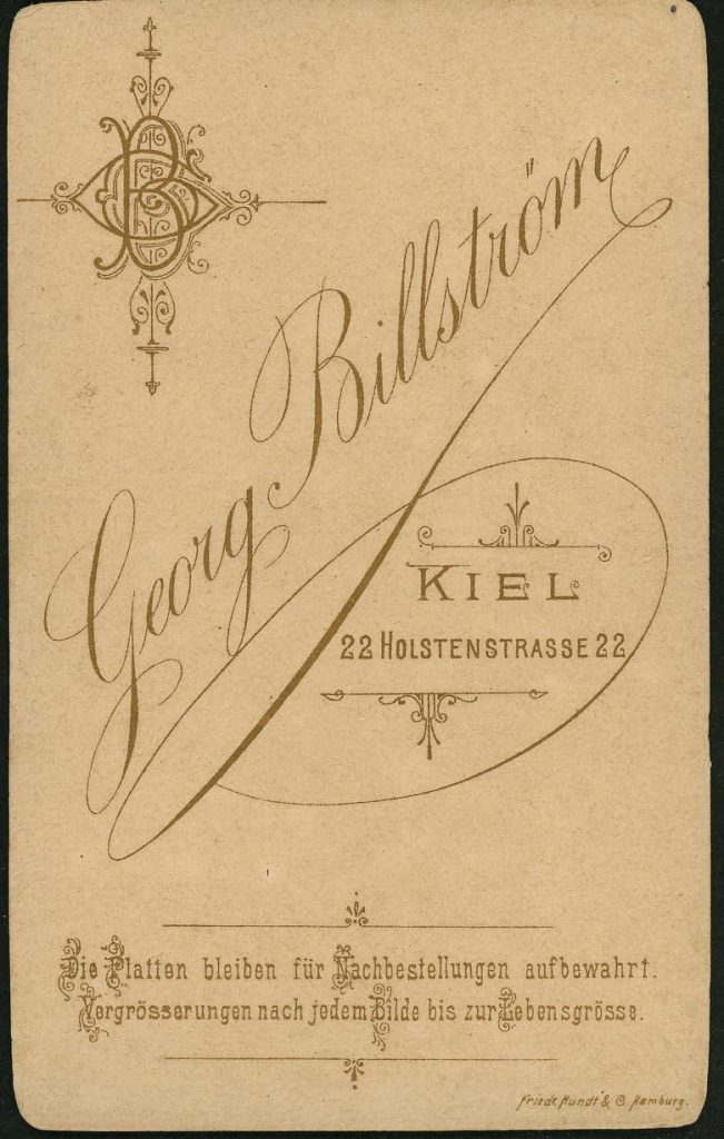 Georg Billström - Kiel