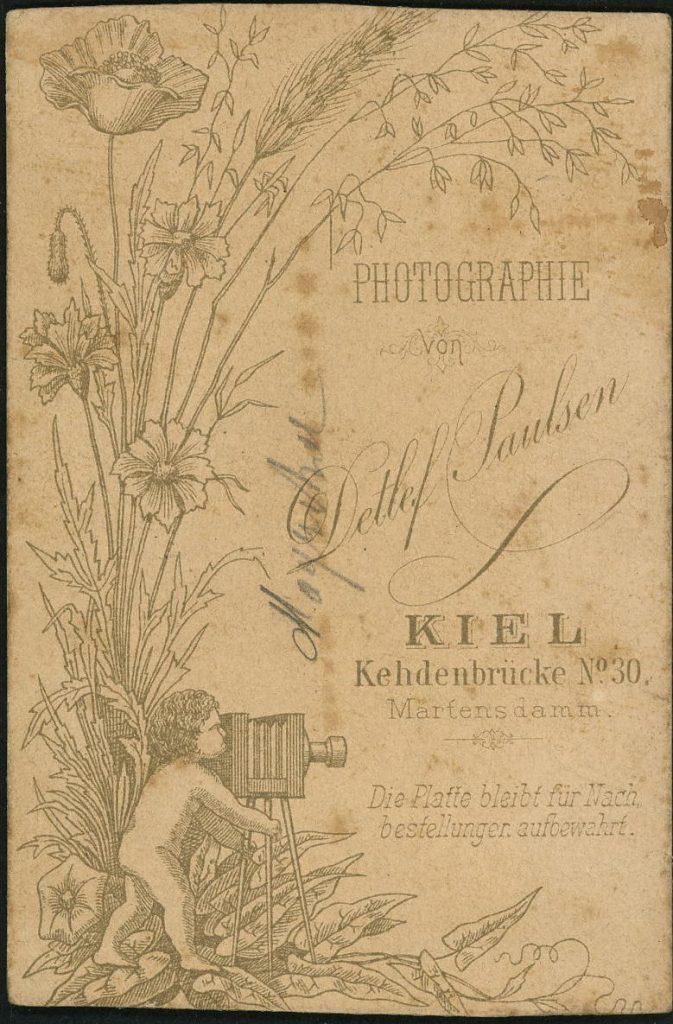 Detlef Paulsen - Kiel
