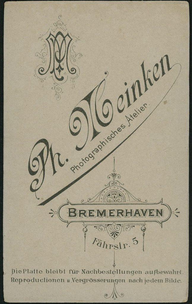 Ph. Meinken - Bremerhaven