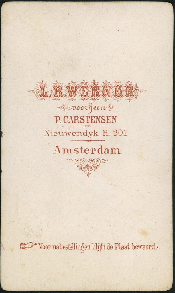 L. R. Werner - Amsterdam