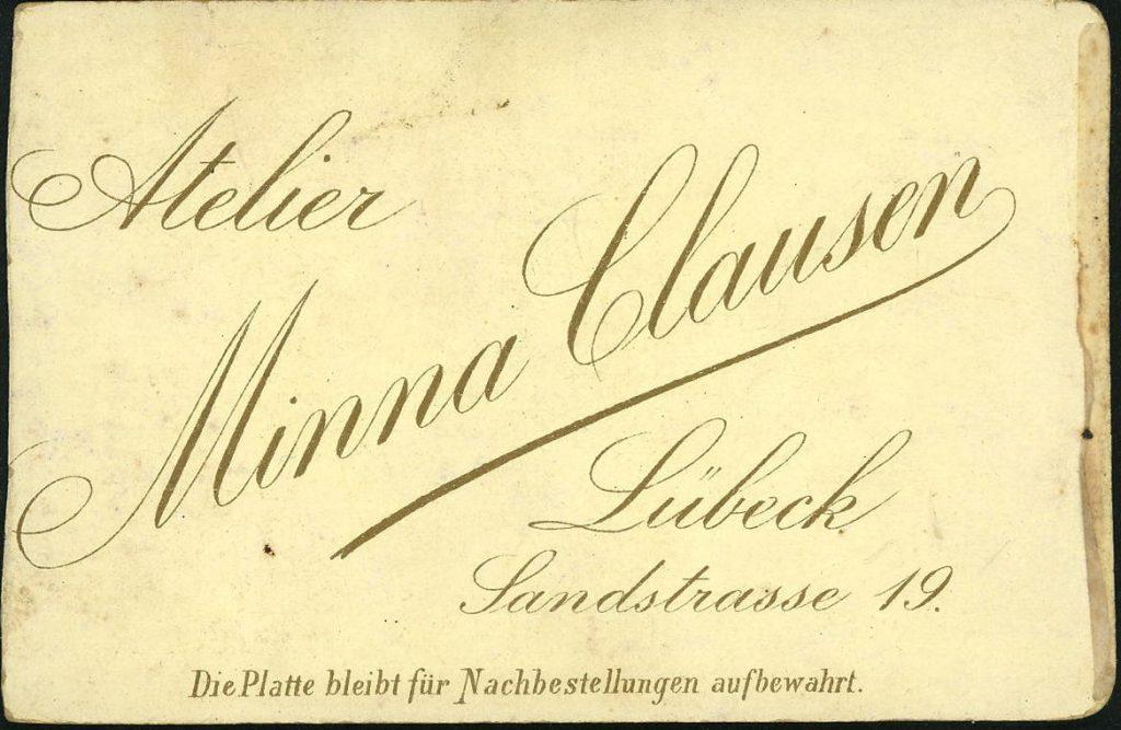 Minna Clausen - Lübeck