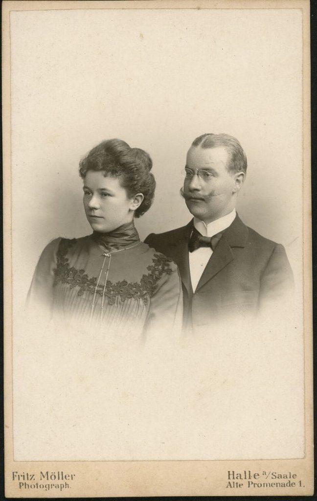 Fritz Möller - Halle