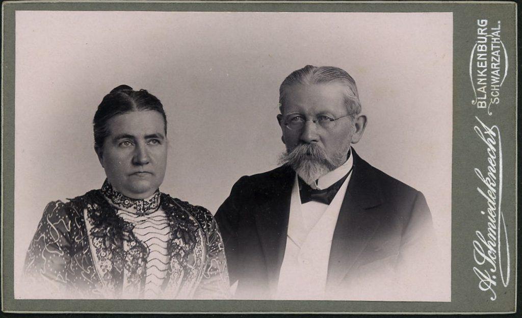 A. Schmiedeknecht - Blankenburg
