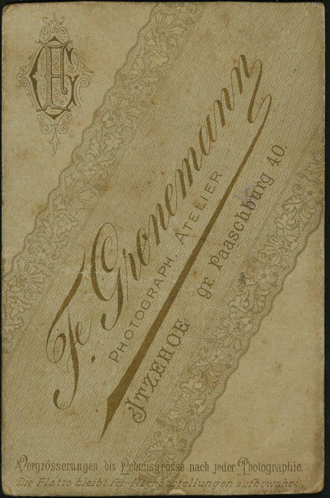 F. Gronemann - Itzehoe