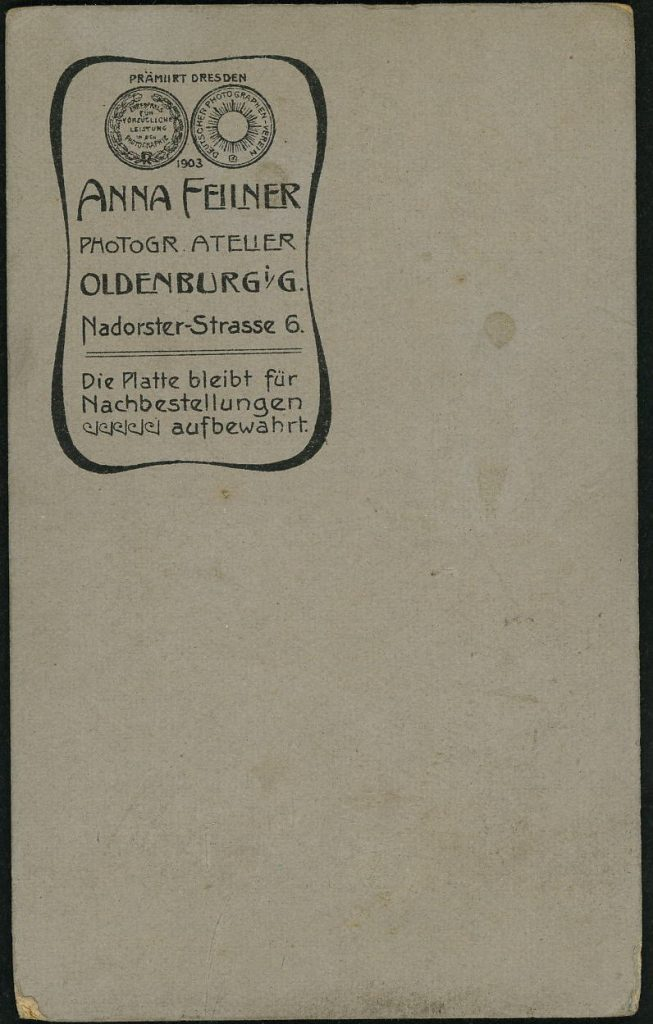 Anna Feilner - Oldenburg