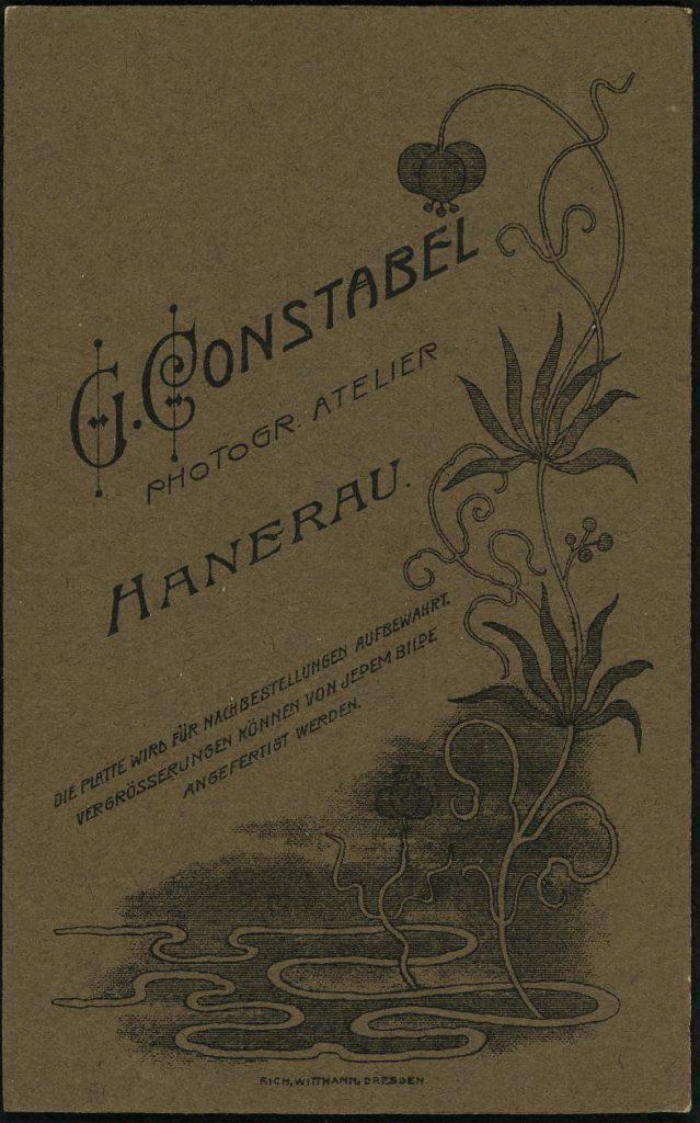 G. Constabel - Hanerau