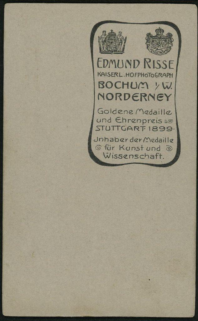 Edmund Risse - Bochum - Norderney