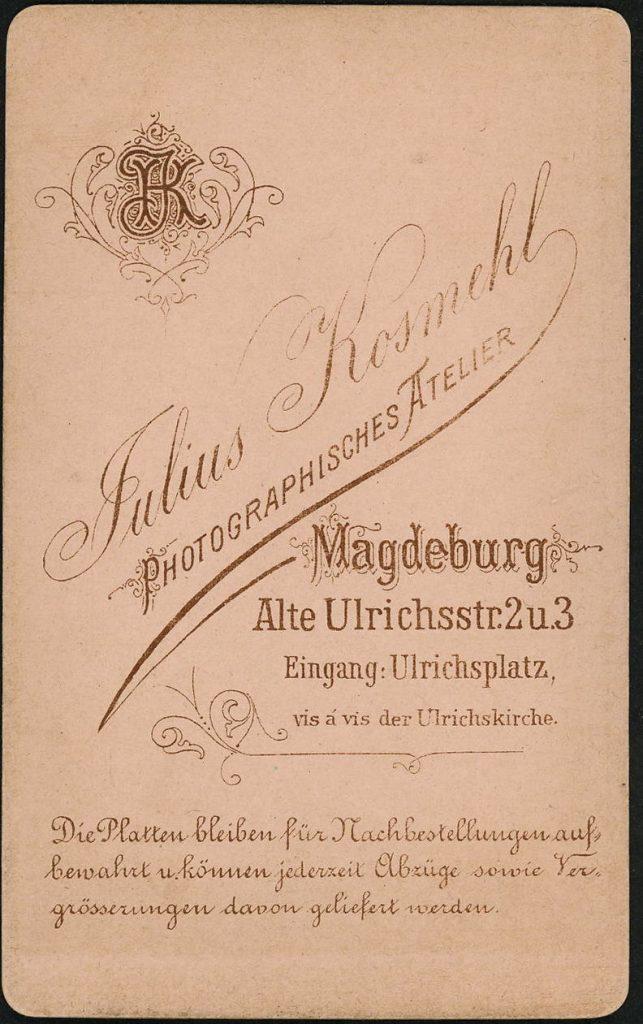 Julius Kesmehl - Magdeburg