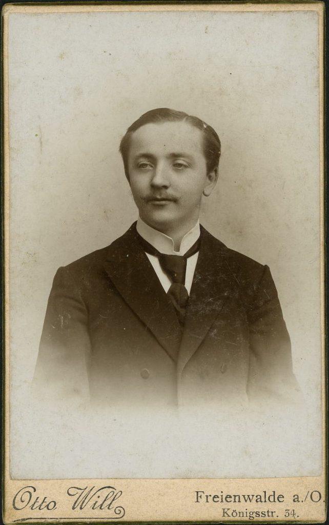 Otto Will - Freienwalde