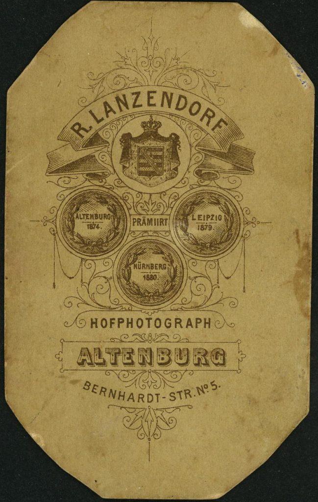 R. Lanzendorf - Altenburg
