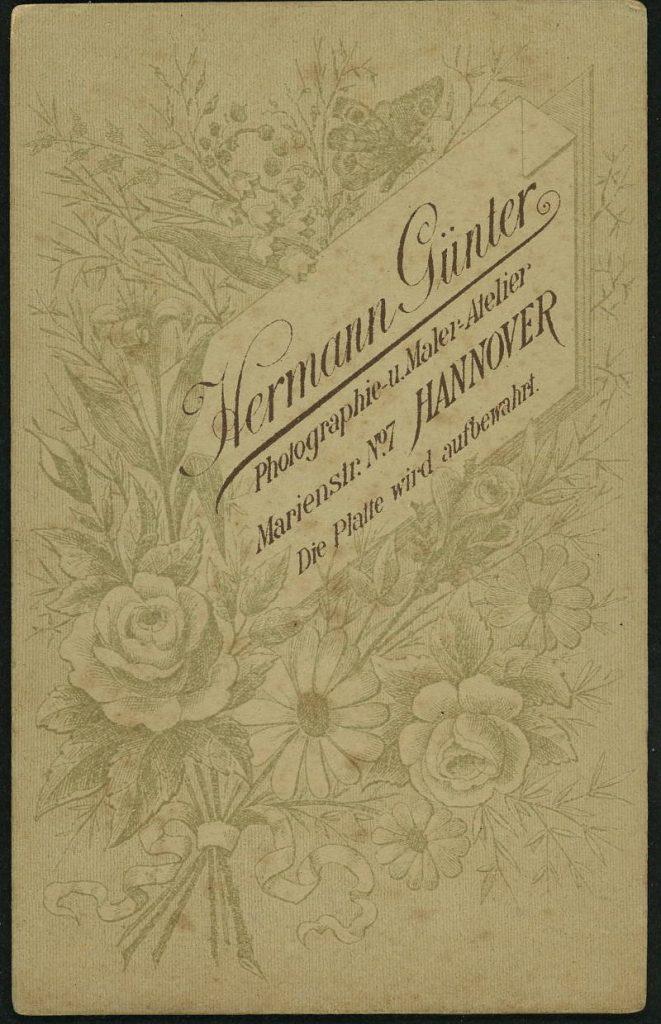 Hermann Günter - Hannover