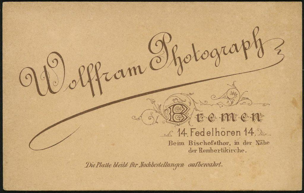 Wolffram - Bremen