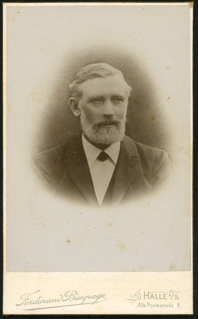 Ferdinand Bimpage - Halle