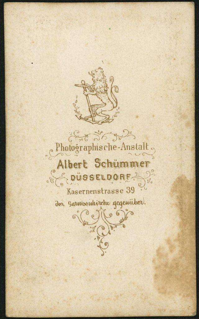 Albert Schümmer - Düsseldorf